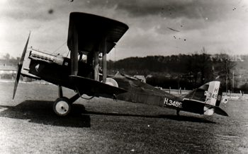 De-Havilland DH 9A
